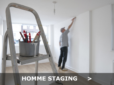 homme staging